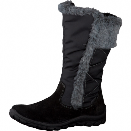 Ricosta HALEY Waterproof Winter Boots (Black)
